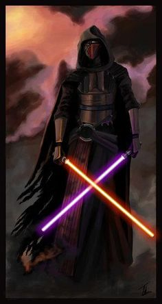 Darth Revan by Tansy Appleby