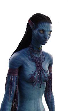 Avatar Neytiri Closeup w/ no background by Prowlerfromaf on DeviantArt Avatar James Cameron, Avatar Fan Art, Avatar Babies, Science Fiction, Avatar Cosplay, Avatar Movie, Cinema, Film Serie, Fantasy Creatures
