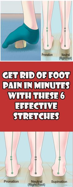 Get Rid Of Foot Pain In Minutes With These 6 Effective Stretches - Pure Natural Skin Health Tips For Women, Health Advice, Health And Beauty, Health Care, Natural Skin, Natural Health, Fitness Tips, Health Fitness, Foot Detox