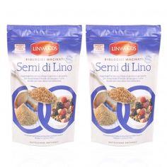 Kit 2 confezioni semi di lino - QVC Italia