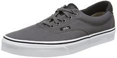 Vans Era 59 Skate Shoe 85 DM US Mens 100 BM US Womens CP Pewter Black *** You can find out more details at the link of the image.