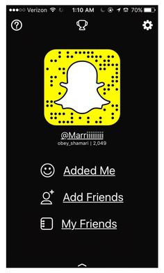 Snapchat hoes to follow