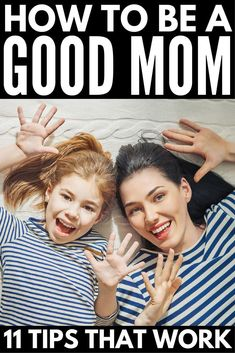 How to be a better mother: 11 ways to be a more patient parent | Whether you're the parent of a baby, twin toddlers, school-aged kids, or a hormonal teenager daughter, have boys or girls, stay at home or work in an office, these parenting tips will teach you how to be a better mom and wife as well as how to be more patient with your kids! #parenting #parentingtips #parenting101 #patientmom #angrymom