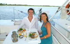 Private Sunset Cruise in Amelia Island, Florida. WaterplayUSA #PlanYourFun