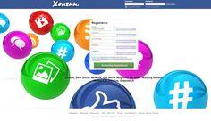 fakanal01 módszer: XENZUU The New Facebook?
