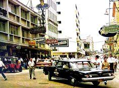 Downtown Barranquilla Colombia. 1970's. http://ift.tt/2y3rU40