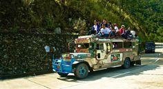 Jeepney. #PhilippinesTravel