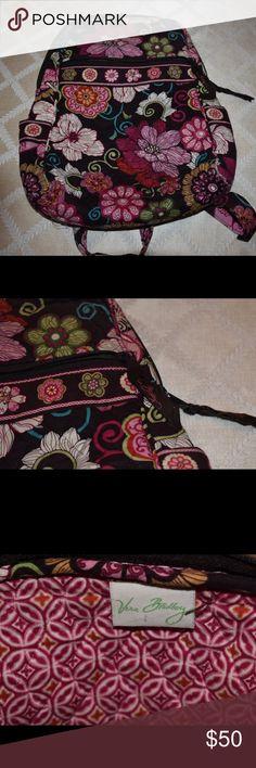 Vera Bradley Backpack Cute Vera Bradley backpack! Perfect for everyday use!! Vera Bradley Bags Backpacks