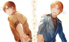 Axis Powers: Hetalia Italy Brothers