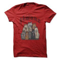 My life should have nine cats T Shirt, Hoodie, Sweatshirts - tshirt design #Tshirt #T-Shirts