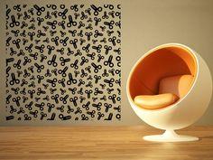 Wall Room Decor Art Vinyl Sticker Mural Decal Hair Beauty Salon Big Large AS703 #3M