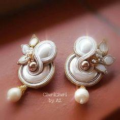 #soutacheaccesories #CiuriCiuribyAz #soutache #handmade #soutachejewelry #unici…