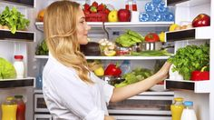 Fridge Tricks to Avoid Food Waste: In addition to eggs, certain varieties of produce will last longer in an airtight container, including: asparagus, beets, mushrooms, carrots, celery, cucumbers, okra, radishes, summer squash, turnips, zucchini, berries, and all cut vegetables. Wash produce before serving, not storing.