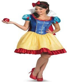 Disney Halloween Costumes, Adult Costumes, Costumes For Women, Halloween Dress, Happy Halloween, Snow White Costume, White Costumes, Blue And Yellow Dress, White Dress