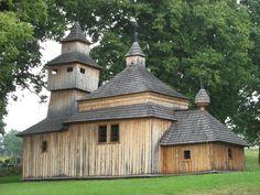 Wooden Churches of the Carpathian Mountains # 22 - Kožany, Slovakia