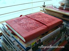 Christmas journal tradition….we have done this every year. It's so fun to go back and read past entries…...