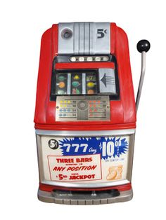 Vintage Slot Machine - Try our version of 777 Heaven! It's a classic! http://www.pocketfruity.com/Games/777Heaven.aspx