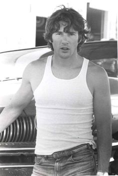 Richard Gere... Haha don't even have to say a word... You know Lue ;)