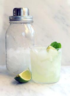 The Ultimate (Skinny) Margarita