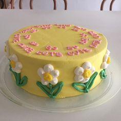 🌼#myfunnybirthdaycake