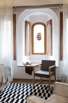 The former palatial home of an old Chilean political family has just emerged from a two-year renovation as a 42-room hotel. Located in Santiago's atmospheric El Centro neighbourhood, the original three-storey residence was built in 1929 by architect Ed...