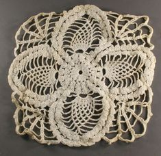 Vintage Doily Pattern | Vintage Crochet Doily Pattern