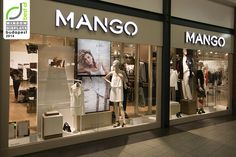 Mango windows 2014 Spring, Budapest – Hungary » Retail Design Blog
