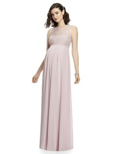 Dessy M428 Maternity Bridesmaid Dress