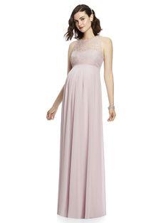 Dessy M428 Maternity Bridesmaid Dress
