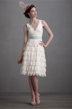 Coquille Dress from BHLDN