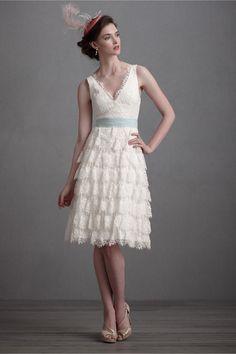 Coquille Dress: BHLDN