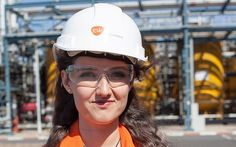 It's not all about hard hats, honest: life as a female engineer - Telegraph