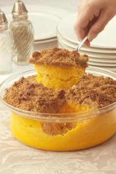 Sweet Potato Casserole - Healthy Thanksgiving Side Dishes