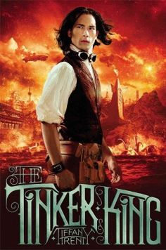 The Tinker King by Tiffany Trent. Sequel to Unnaturalists. With rebellion brewing in the far-off city of Scientia and dark Elementals plotting war in the ruins of New London, Vespa, Syrus and their friends are plunged into a new swamp of intrigue, deception, and magic.