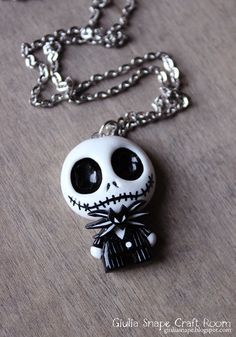 Jack Skellington Nightmare before Christmas di Giulia Snape su Etsy