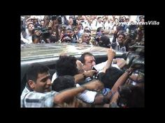 sanjay dutt and family badly mobbed at court.