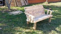 Pallet outdoor furniture 5