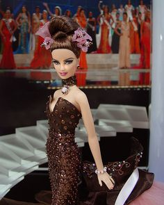 Miss Idaho Barbie Doll 2010