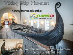 Spectacular museum in norway tour from mumbai
