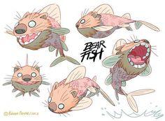Art by Fabien Mense*  (www.fabien-mense.tumblr.com)  #concept #art #animation #anime #comics