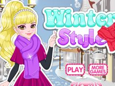 Play My Winter Style on http://www.barbie-games.com/my-winter-style/ This cute girl is totally ready for the winter with her glamorous wardrobe! Can you dress her and make her look fabulous?