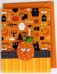 Halloween card by Stacy Julian