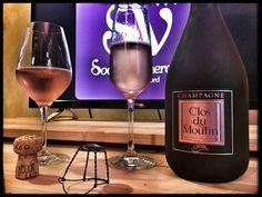 Champagne Cattier Clos du Moulin Rosé Premier Cru Brut: Fine & Mineral!