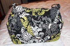 Vera Bradley Baroque Handbag #VeraBradley #ShoulderBag