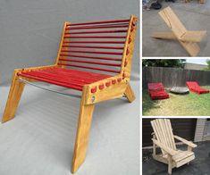 DIY Patio Furniture