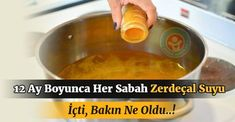 12 Ay Boyunca Her Sabah Zerdeçal Suyu İçti ve Bu Oldu Health Cleanse, Allrecipes, Healthy Life, Bristol, Food And Drink, Personal Care, Breakfast, Ethnic Recipes, Weight Loss