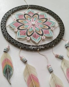 12 Awesome Paper Quilling Jewelry Designs To Start Today – Quilling Techniques Neli Quilling, Paper Quilling Flowers, Paper Quilling Cards, Quilling Work, Paper Quilling Jewelry, Paper Quilling Patterns, Origami And Quilling, Quilling Paper Craft, Quilling Ideas