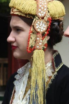 Captain Hat, Greek, Crown, Costumes, Traditional, Hats, Jewelry, Fashion, Moda