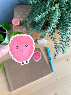 How To Make Stickers, Cute Stickers, Bear Illustration, String Art, Sticker Design, Illustrations, Happy, Drawings, Notebooks