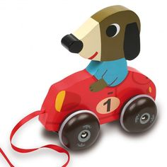Fangio the Dog £15.00 What a beautiful website, I have just purchased two of these for first birthdays coming up.